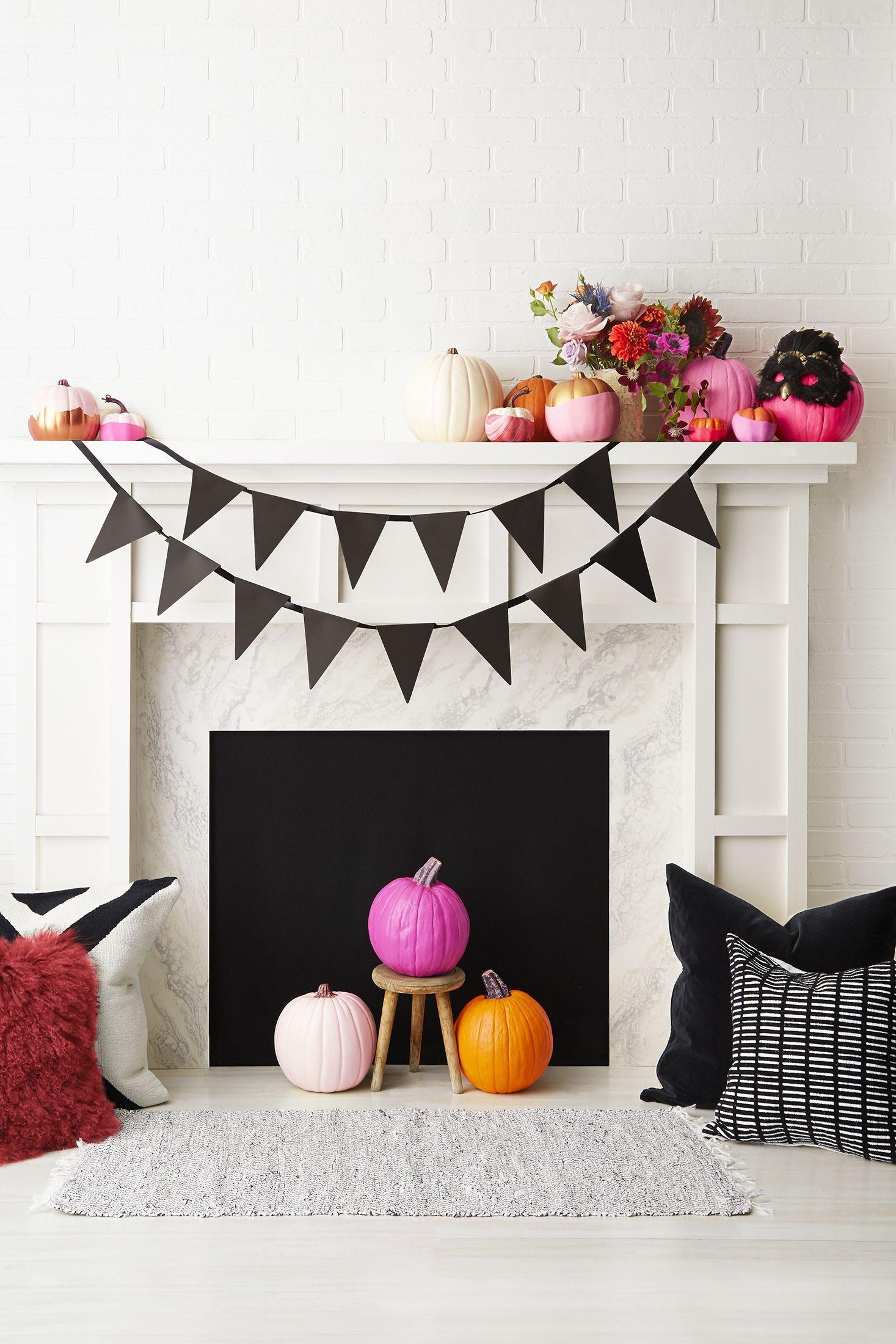78 Easy Diy Halloween Decorations 2020 Cute Halloween Decorating Ideas