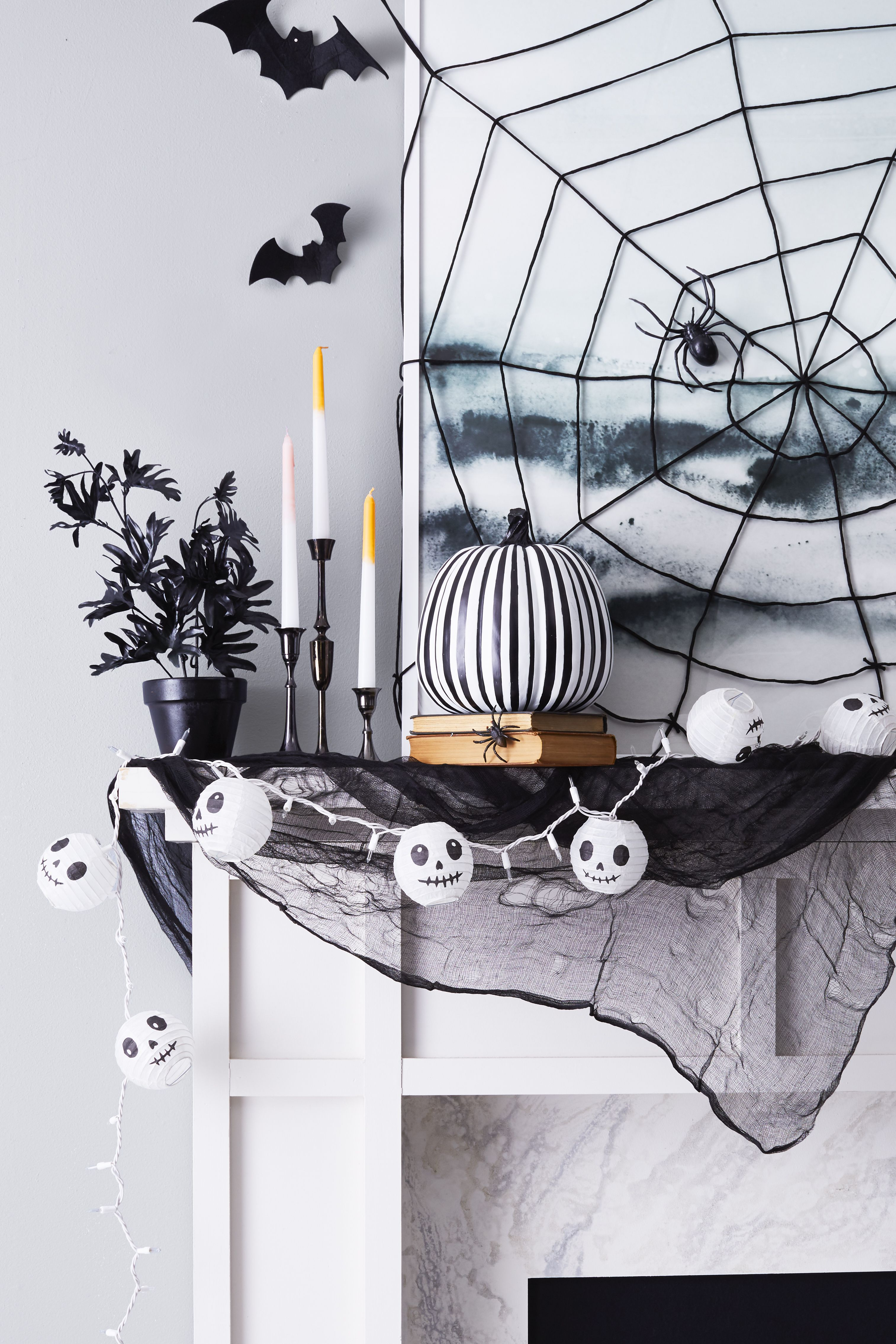 40 Creative DIY Halloween Decorating Ideas