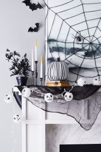 40 Creative DIY Halloween Decorating Ideas - Easy ...
