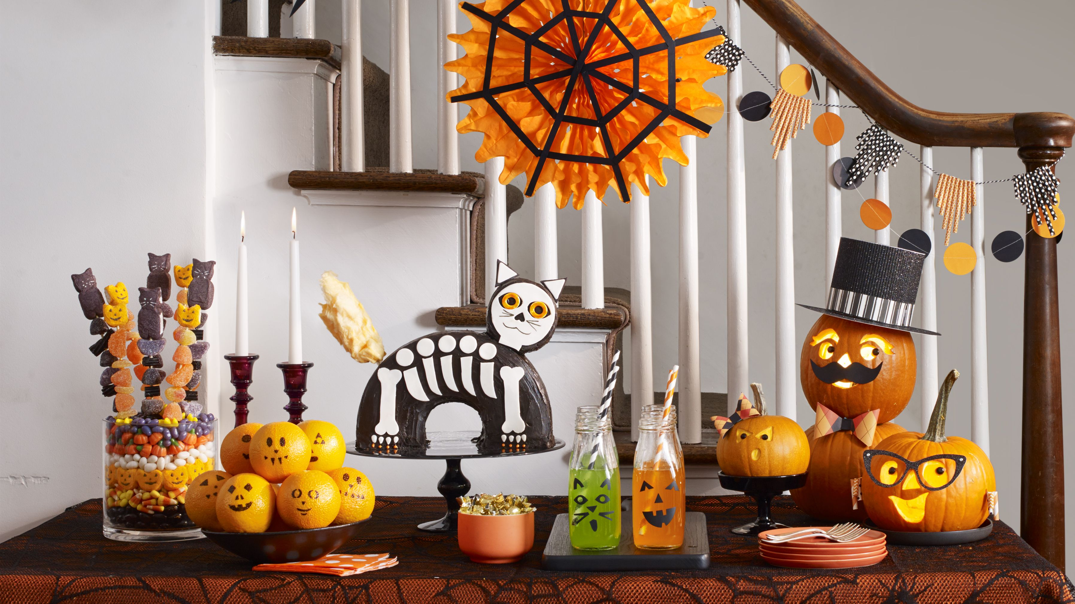 Halloween may be considered a fun, family holiday today, but its history is steeped in tradition and mystery. 50 Easy Halloween Party Ideas Best Halloween Party Themes