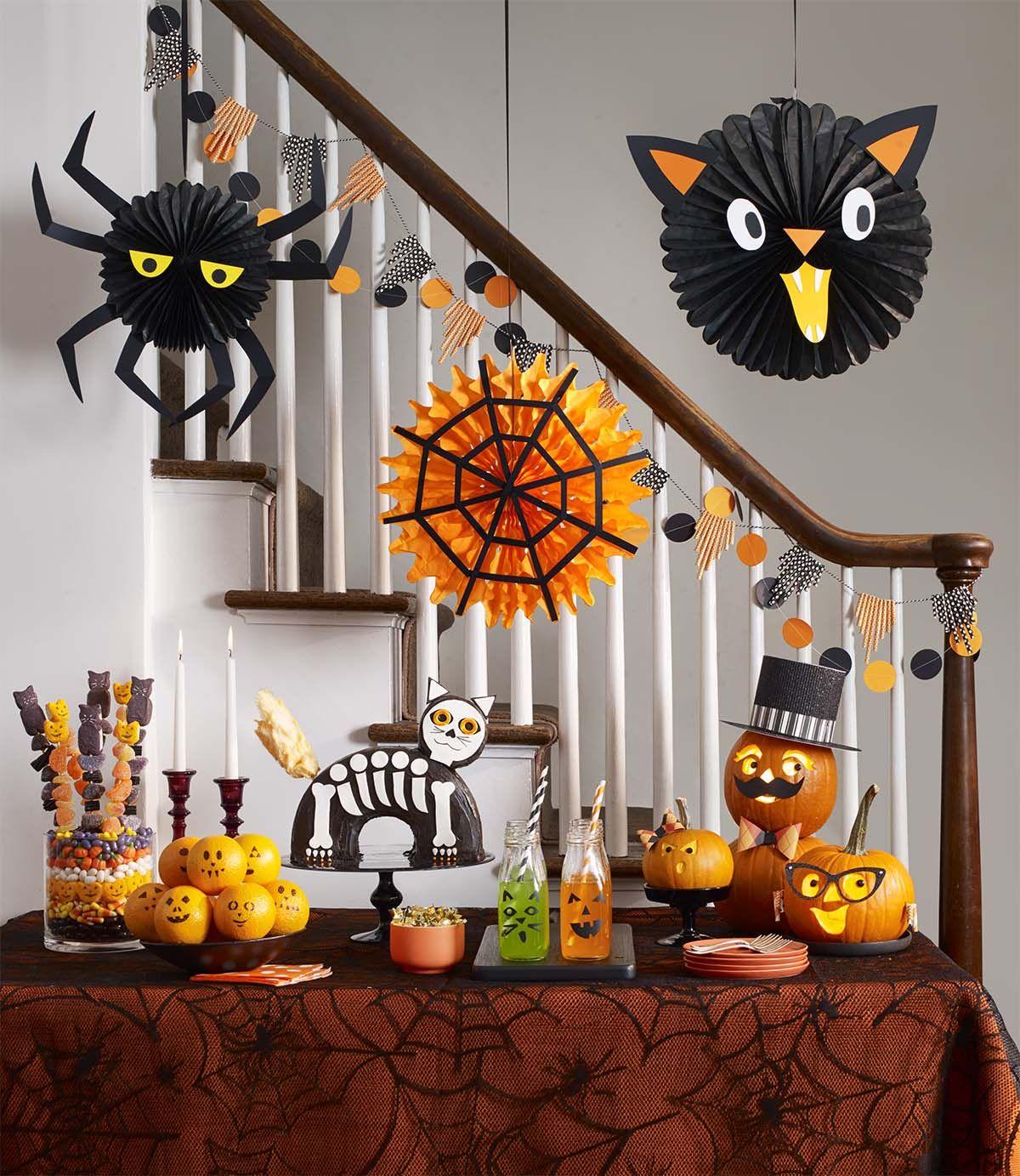 51 diy halloween decorations