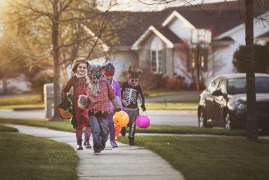 halloween trivia kids treat or treating