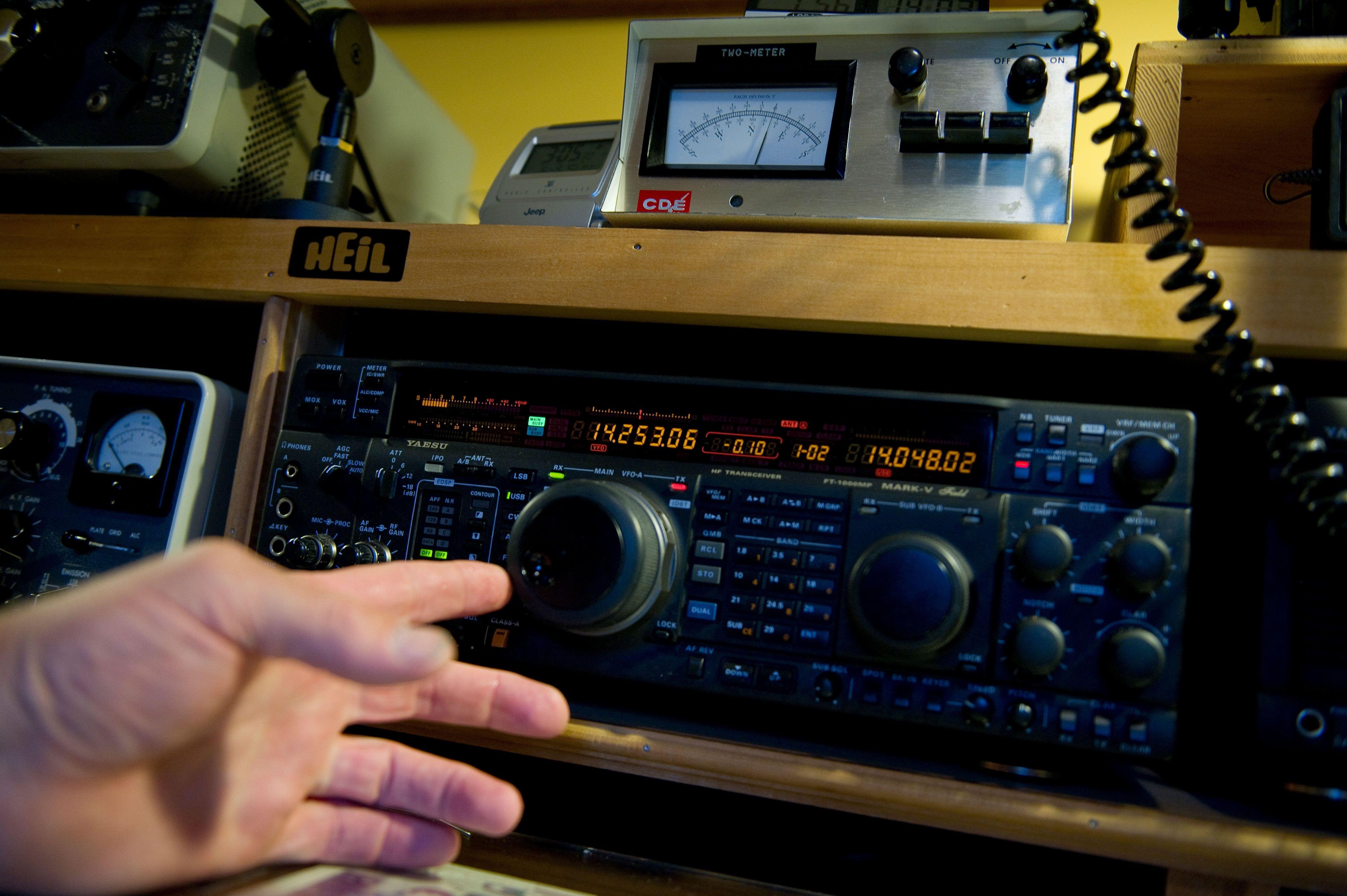 two way radios how