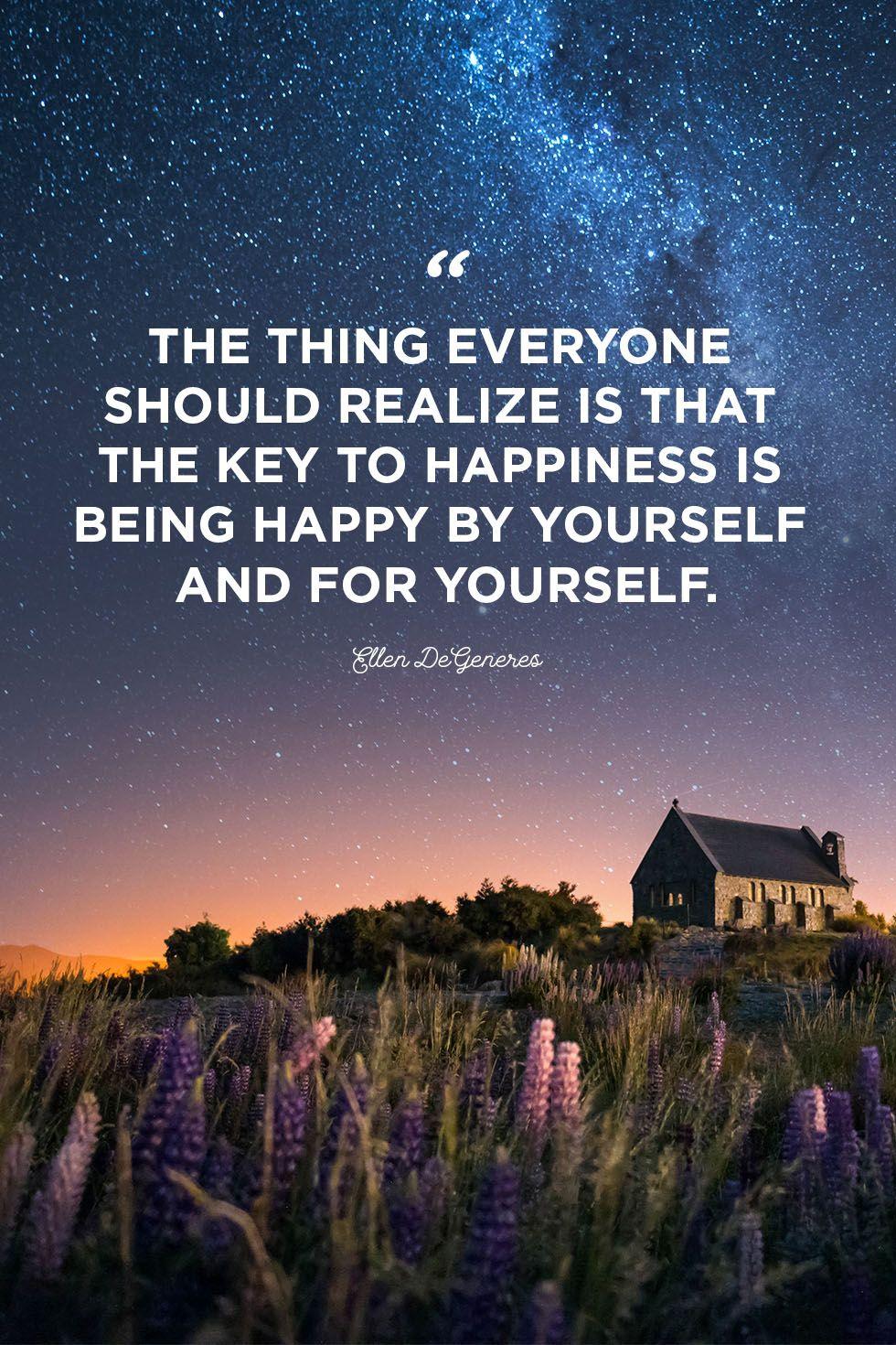 20 happy life quotes