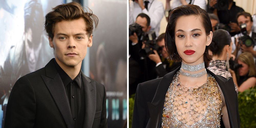 Kiko Mizuhara denies Harry Styles dating rumour Ive never met him