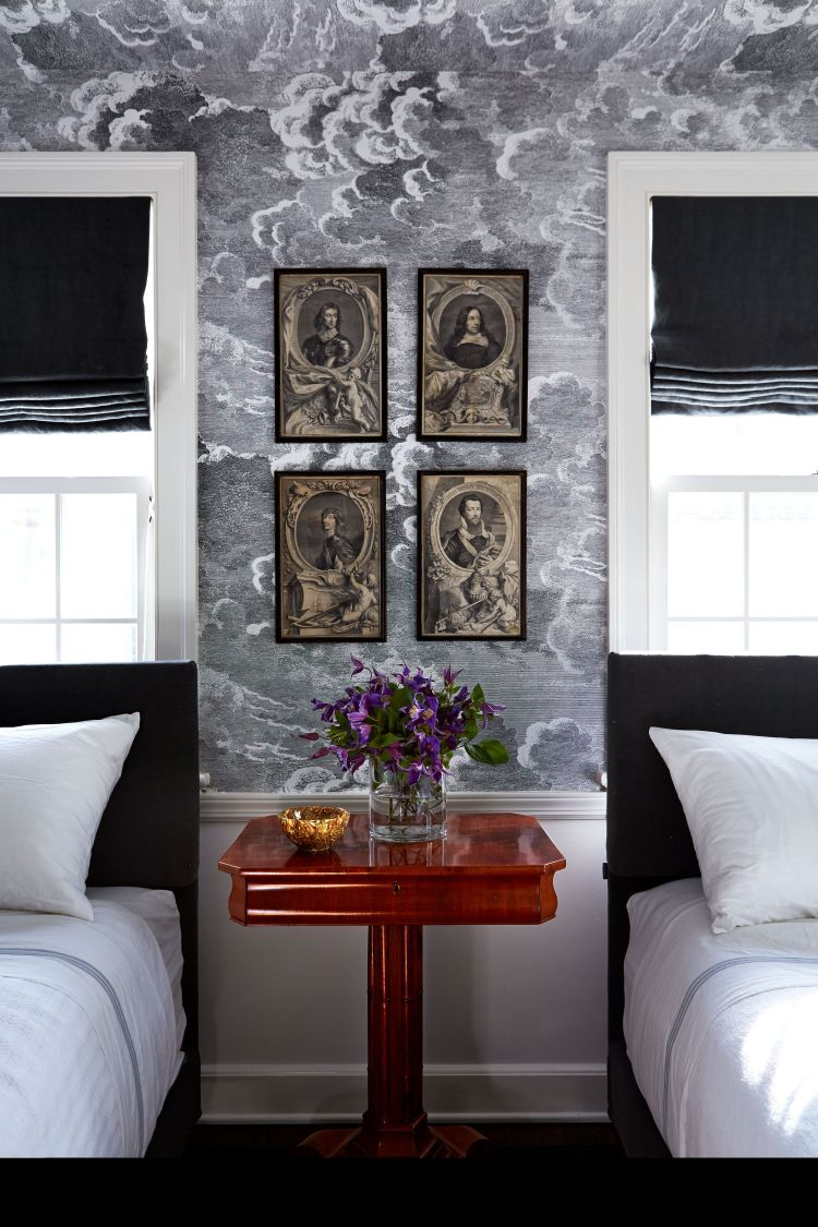 10 Stylish Black Bedroom Ideas How To Decorate A Black Bedroom