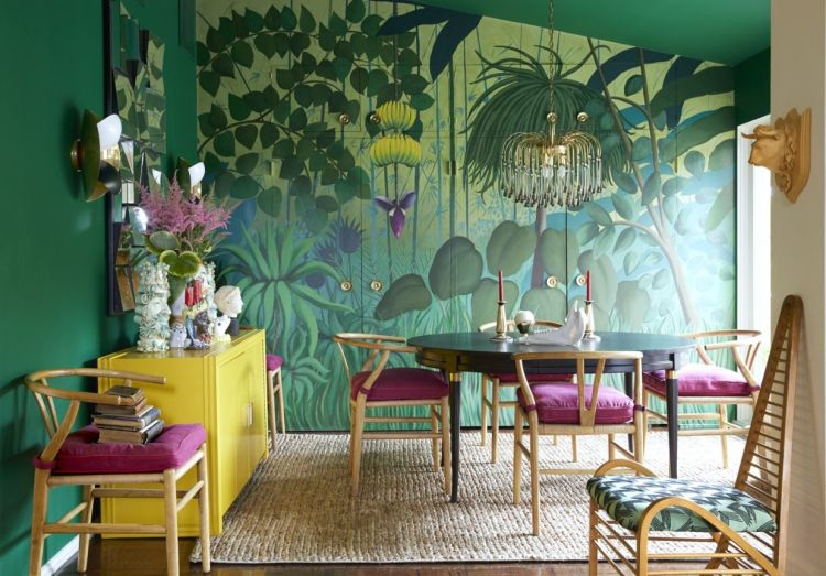 Colors That Go With Green 20 Designer Approved Green Color Pairings