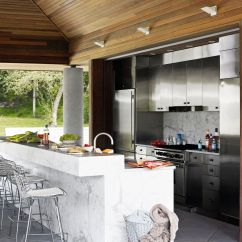 Outside Kitchen Designs Mini Pendants For 12 Outdoor Design Ideas And Pictures Al Fresco Styles To Create An Oasis