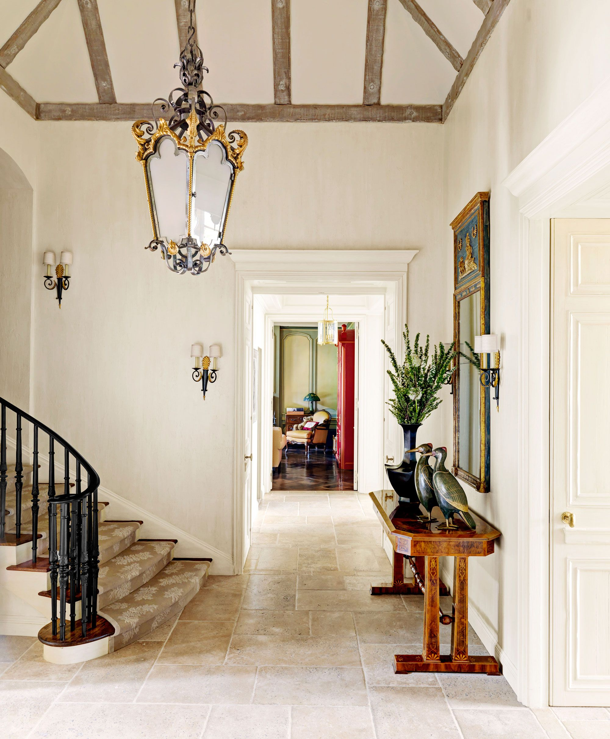 french country interior design
