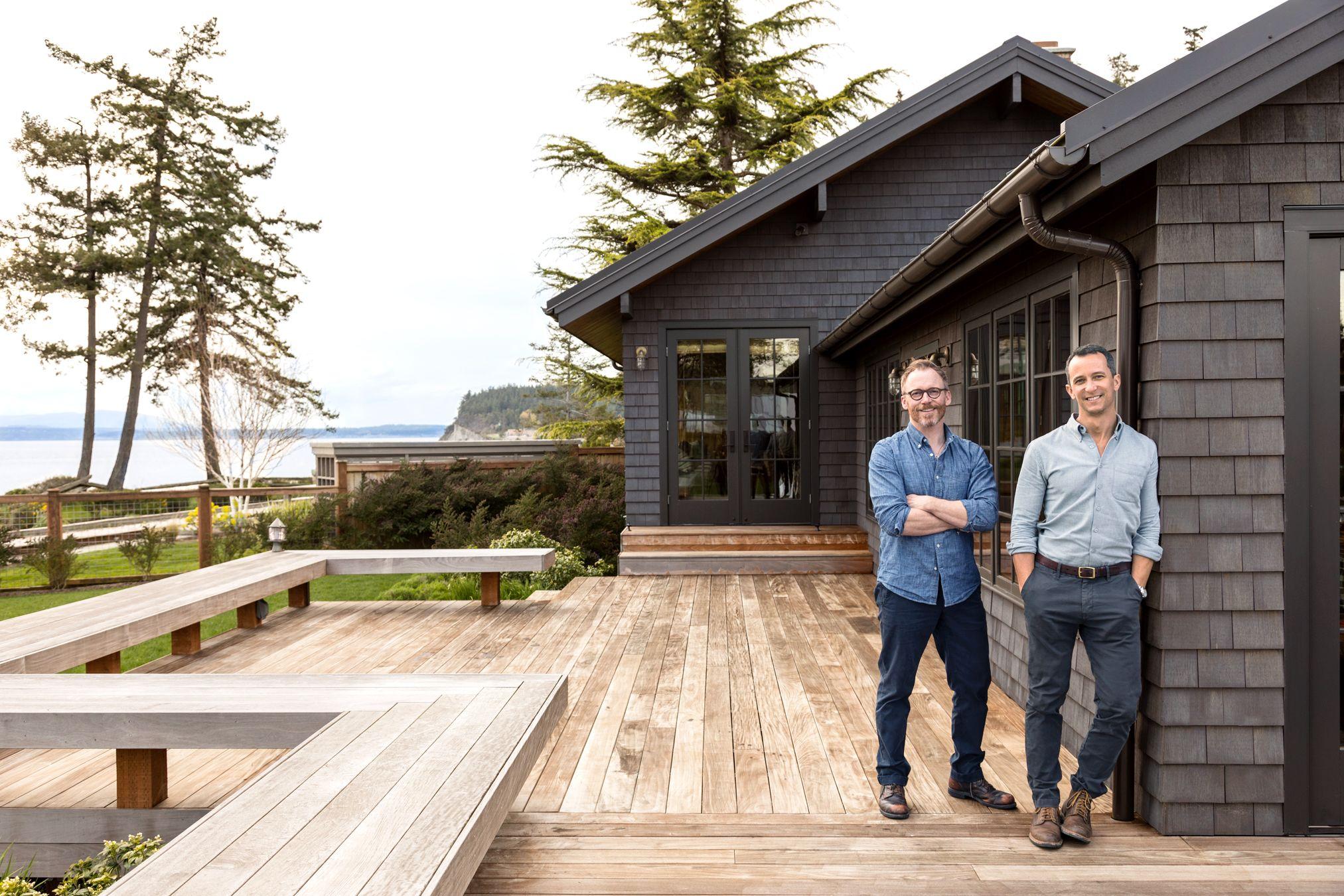 25 Creative Deck Ideas Beautiful Outdoor Deck Designs