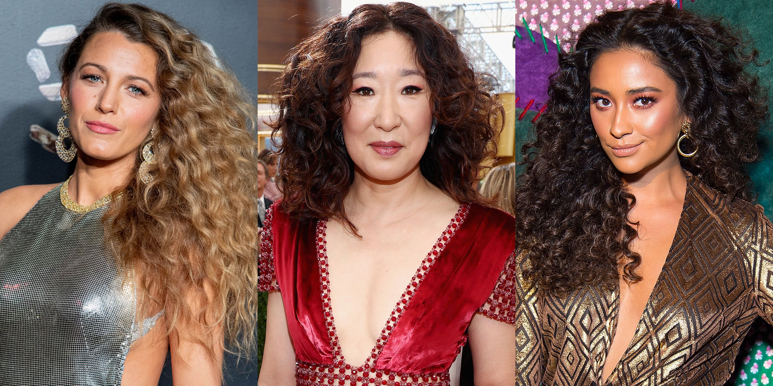 30 Curly Hairstyles And Haircuts We Love Best Hairstyle Ideas