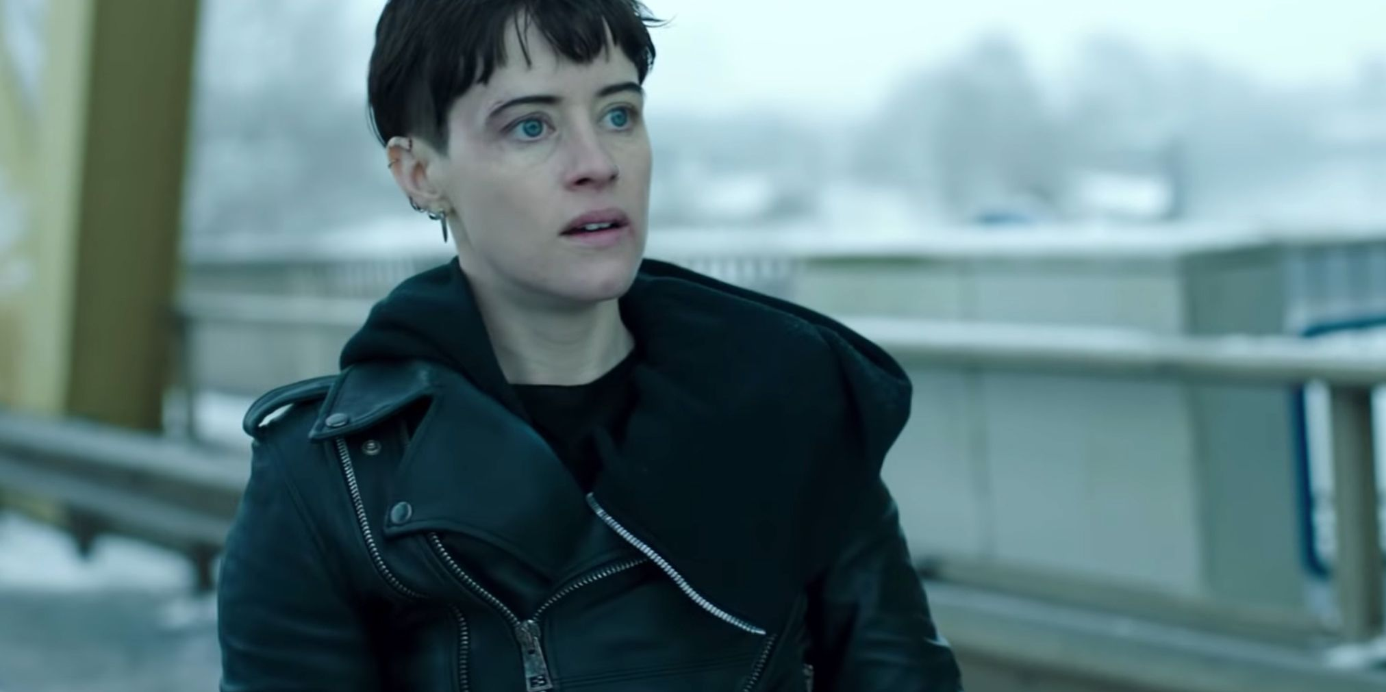 The Girl In The Spiders Web Trailer Claire Foy Plays