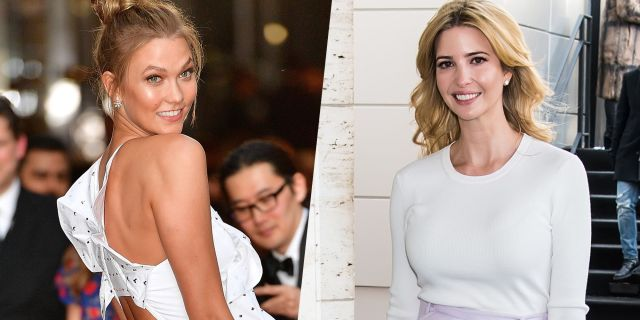 Ivanka Trump Congratulates Karlie Kloss On Her Engagement I Feel Blessed To Have You As A Sister