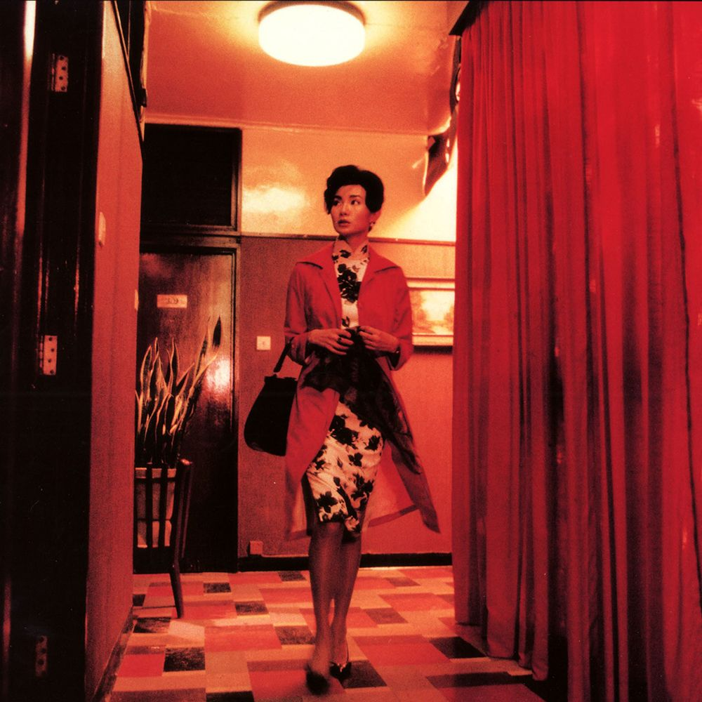 in the mood for love hk fr thai 2000 maggie cheung date 2000, photo by mary evansblock 2 pictures jet tone productions paradis filmsronald granteverett collection10382376
