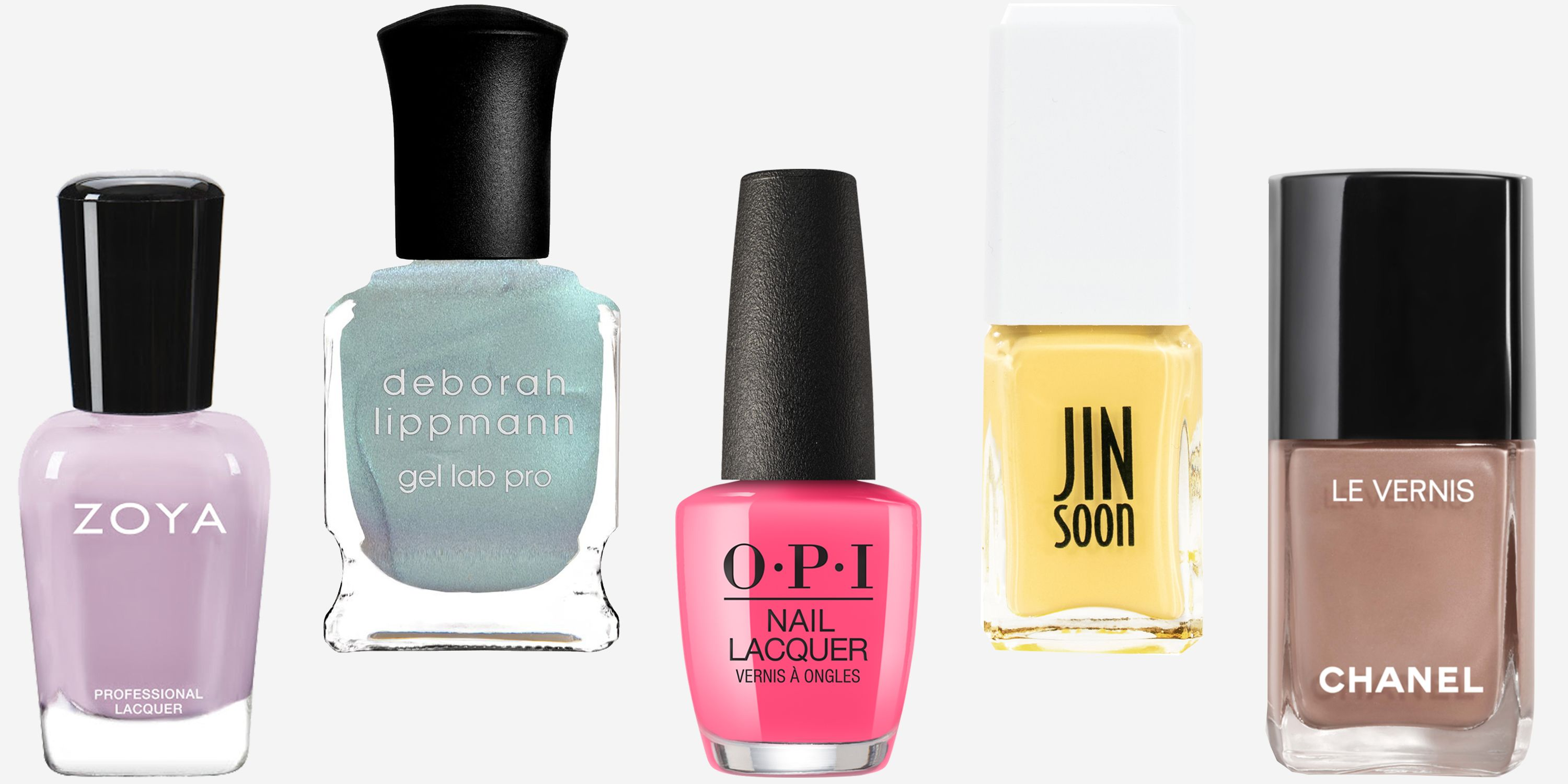 9 summer nail polish colors