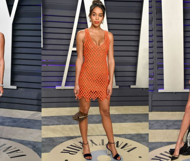 All The Naked Dresses Came Out At The Oscars 2019 After Parties