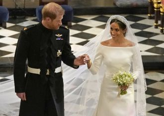 Image result for meghan markle prince harry wedding