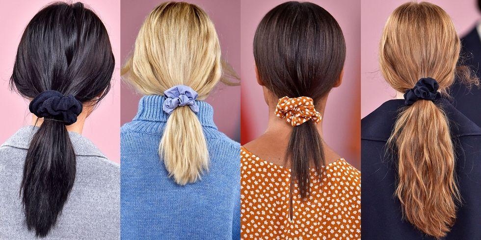 Chic Scrunchie Hair Ideas  How To Wear a Scrunchie