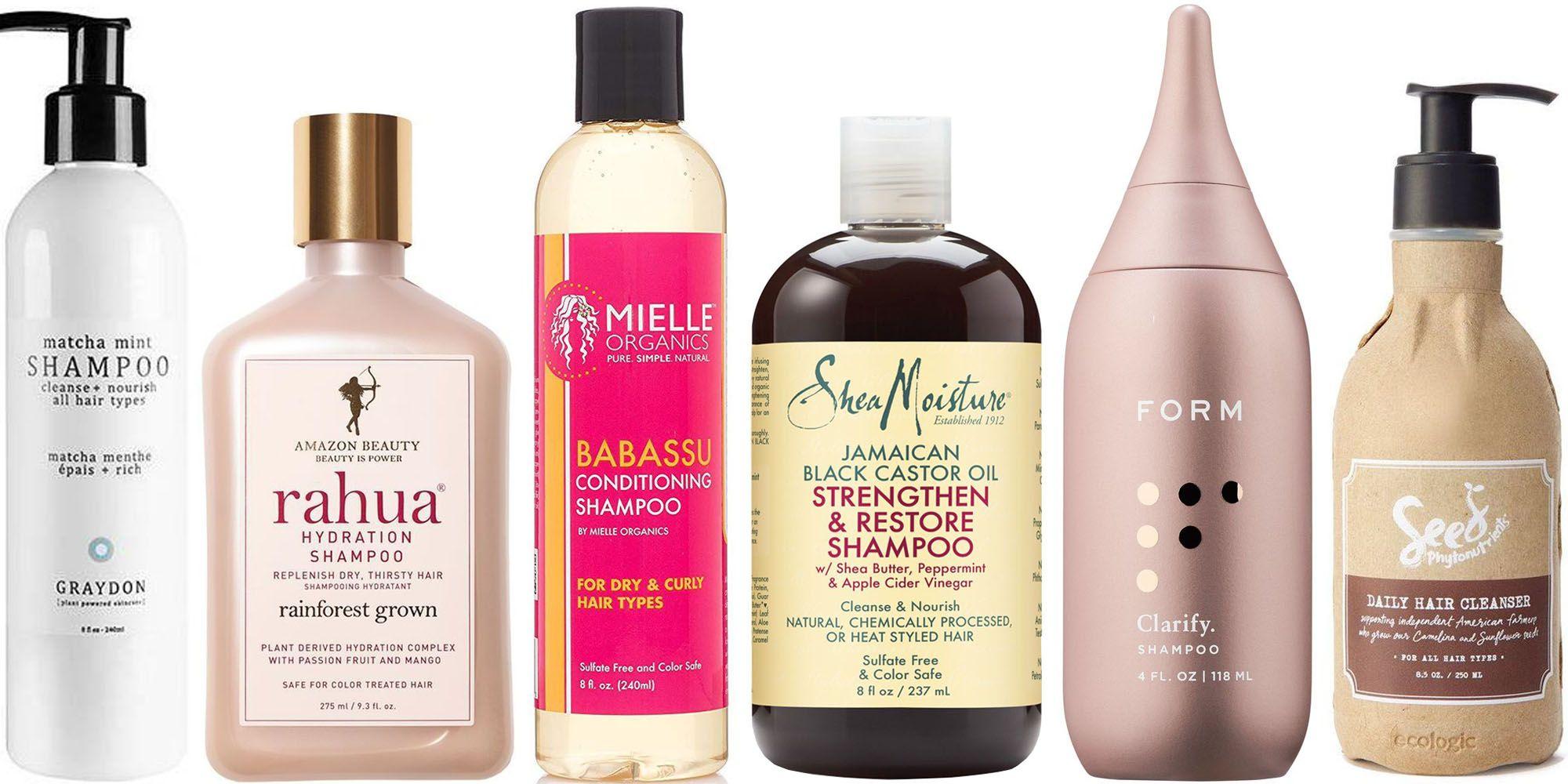 14 Best Organic Natural Shampoo All Natural And Non Toxic Shampoos