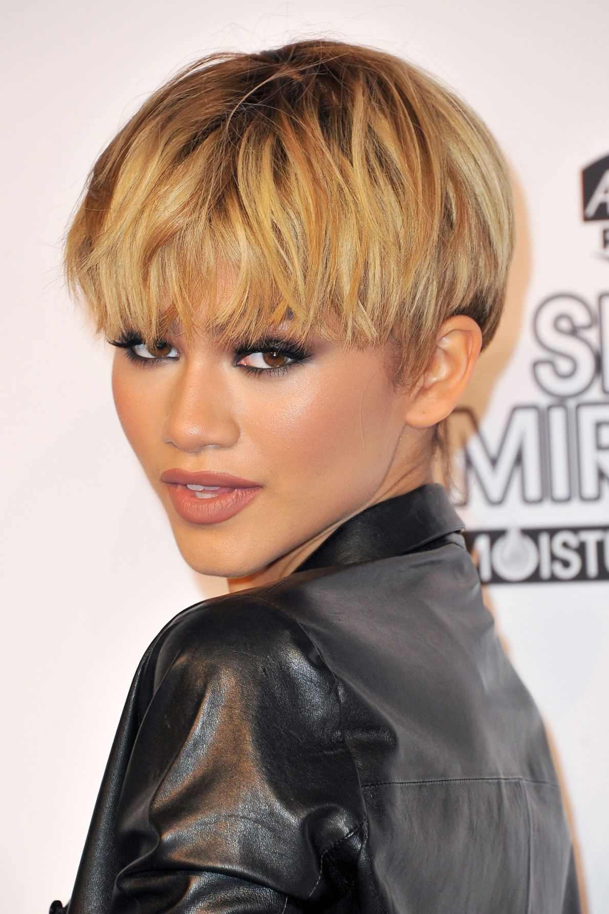 Image result for Pixie cut golden hair