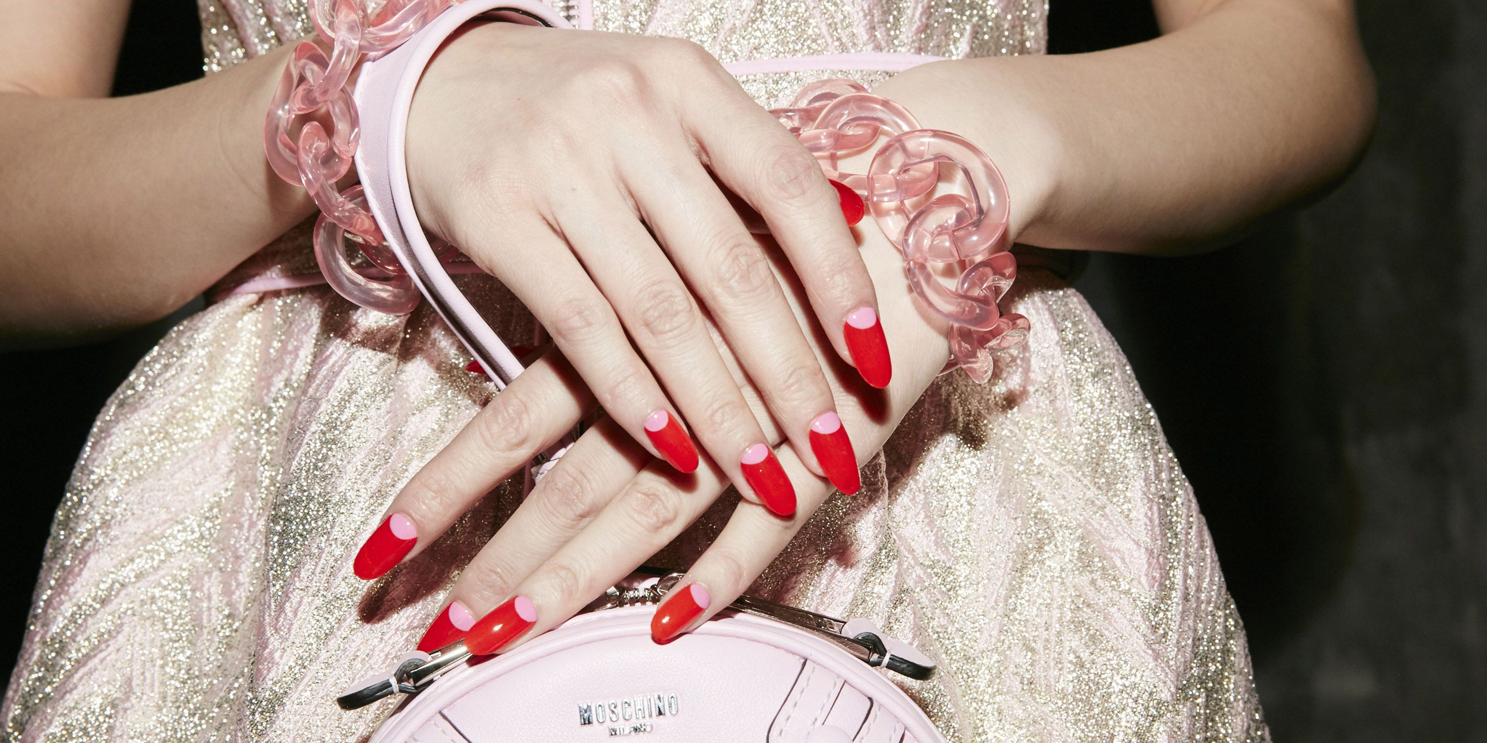 fall 2018 nails trends - nail art