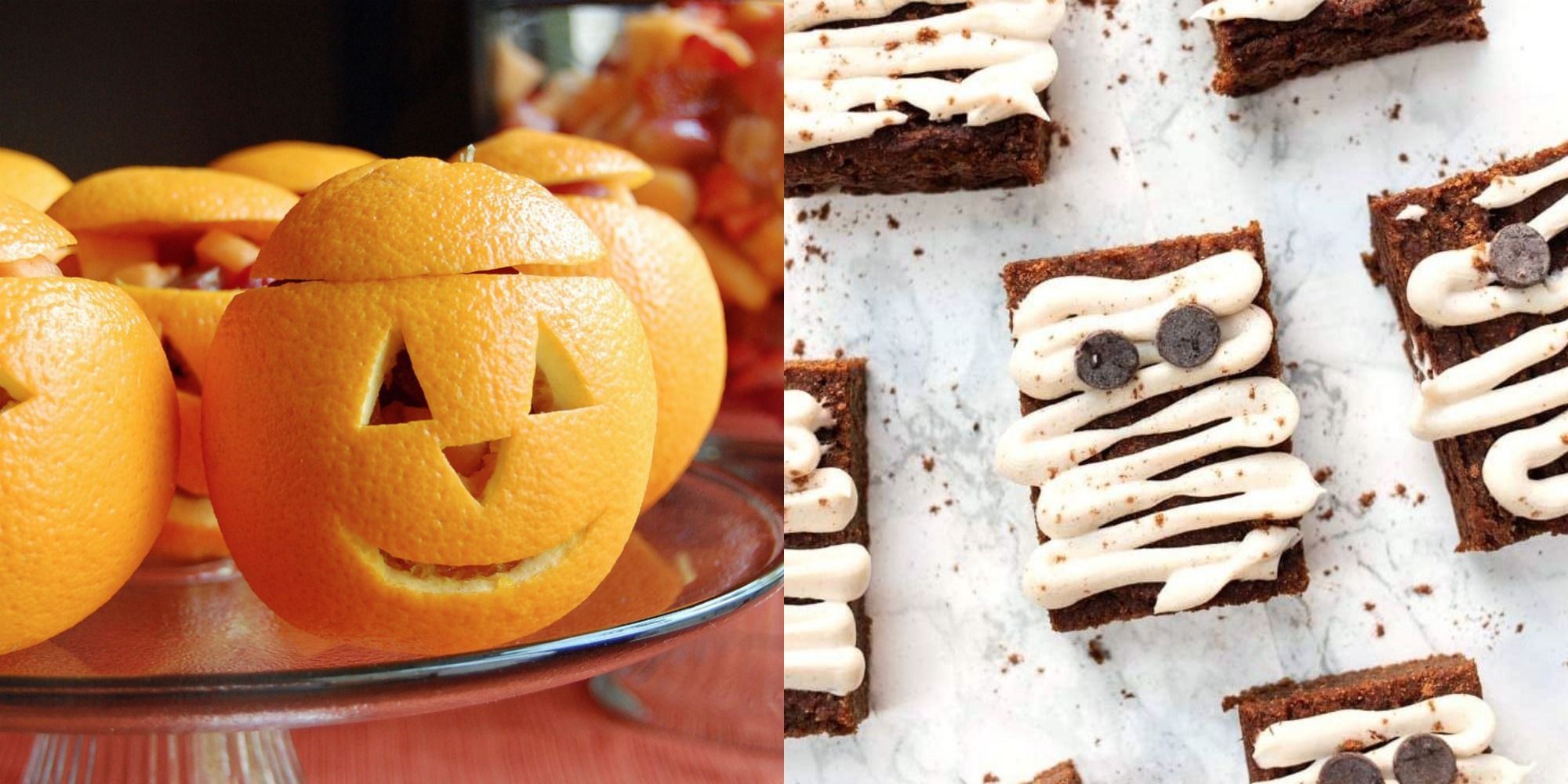 If this describes you, you. 30 Healthy Halloween Treats Snacks And Recipe Ideas 2021