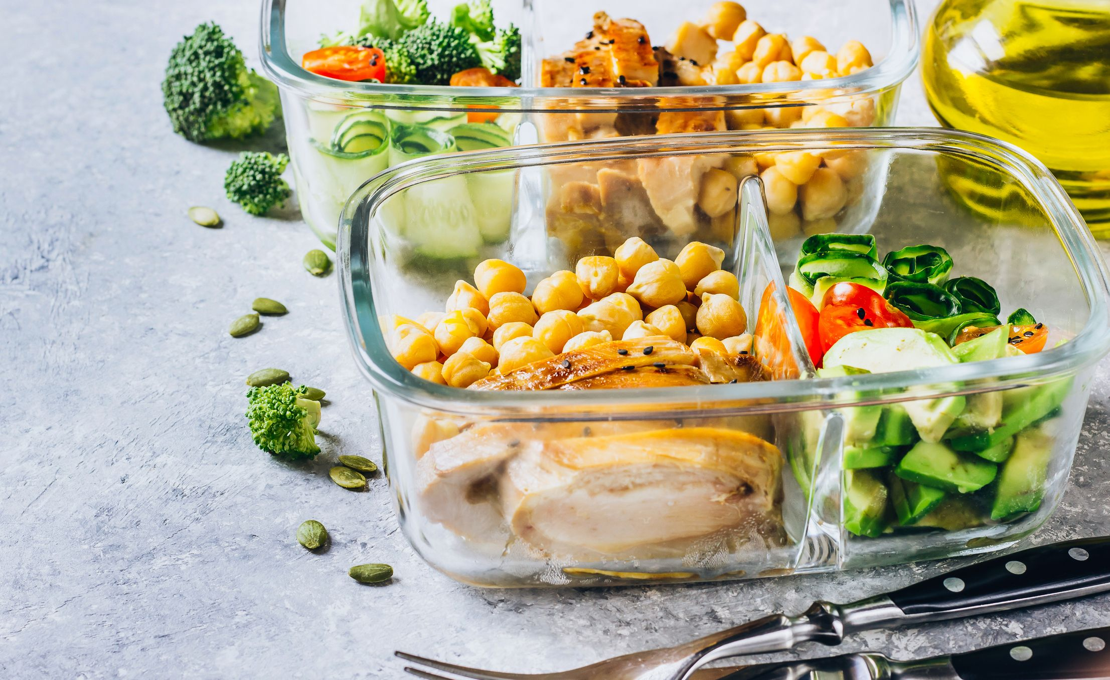 25 high protein meal prep recipes