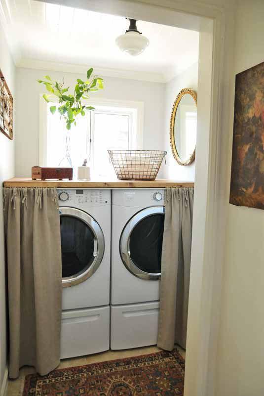 25 Small Laundry Room Ideas Small Laundry Room Storage Tips