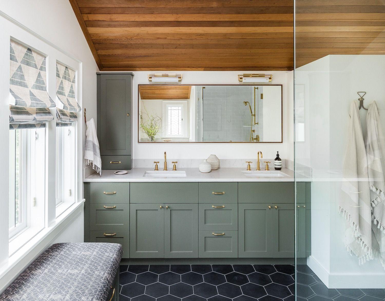 21 Bathroom Mirror Ideas For Every Style Bathroom Wall Decor