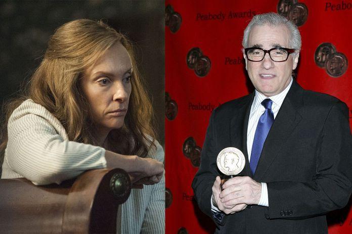 Martin Scorsese alaba la película 'Hereditary'