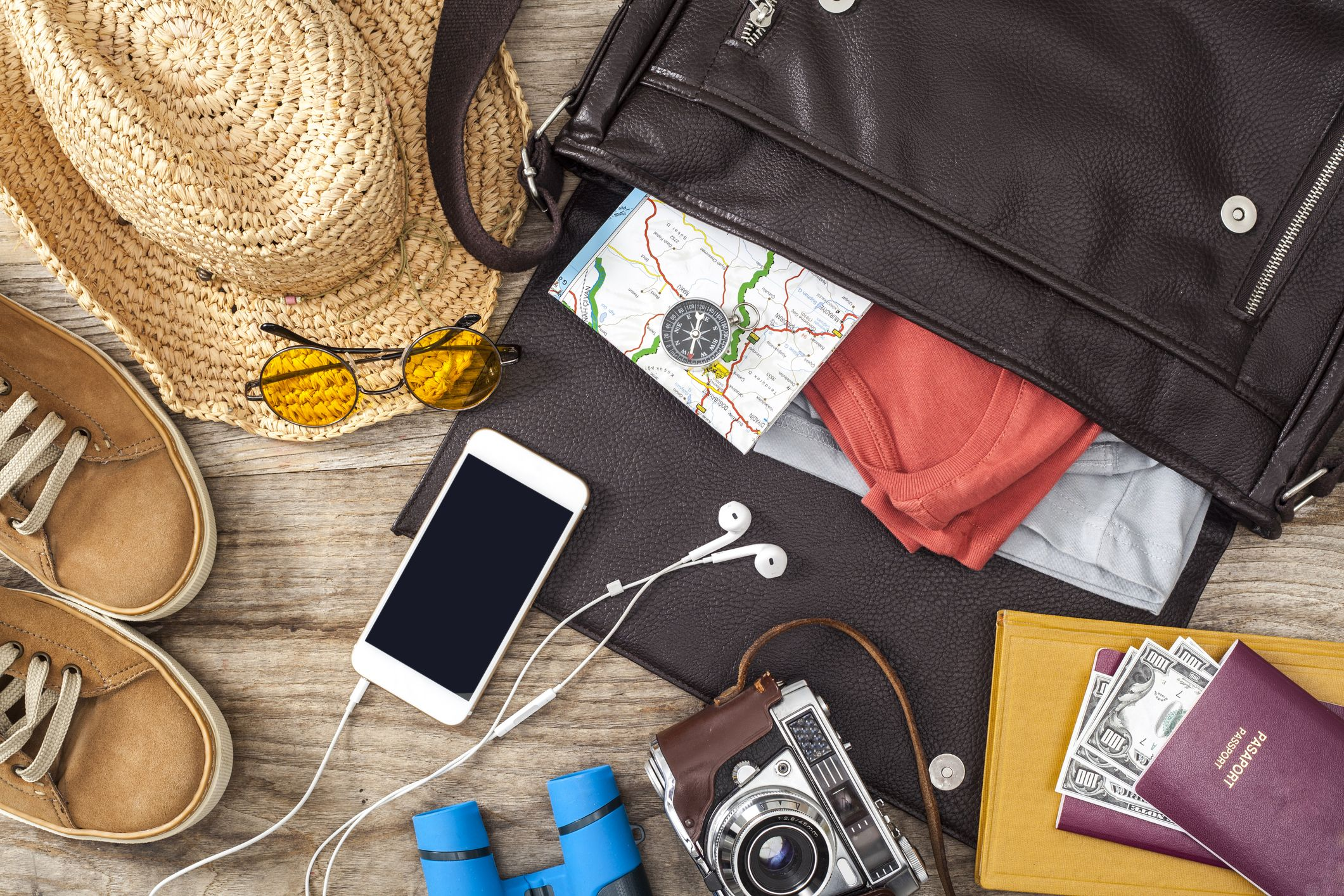 17 Best Travel Gadgets of 2019  Cool Travel Accessories for Vacations