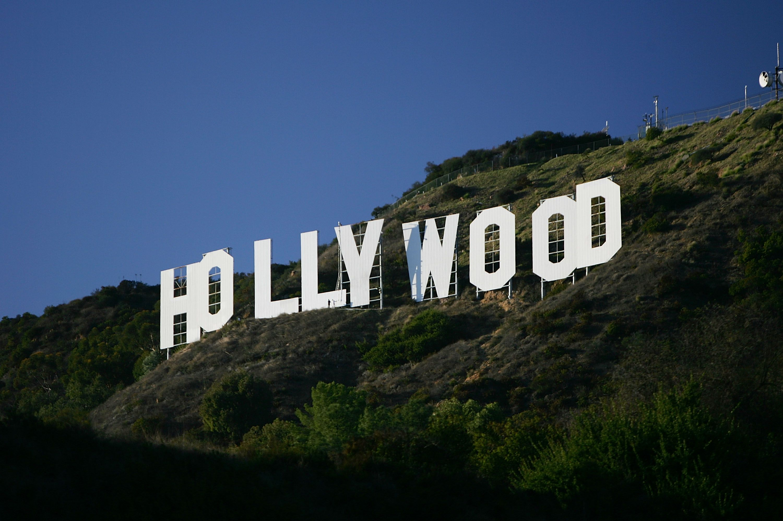 señal de hollywood
