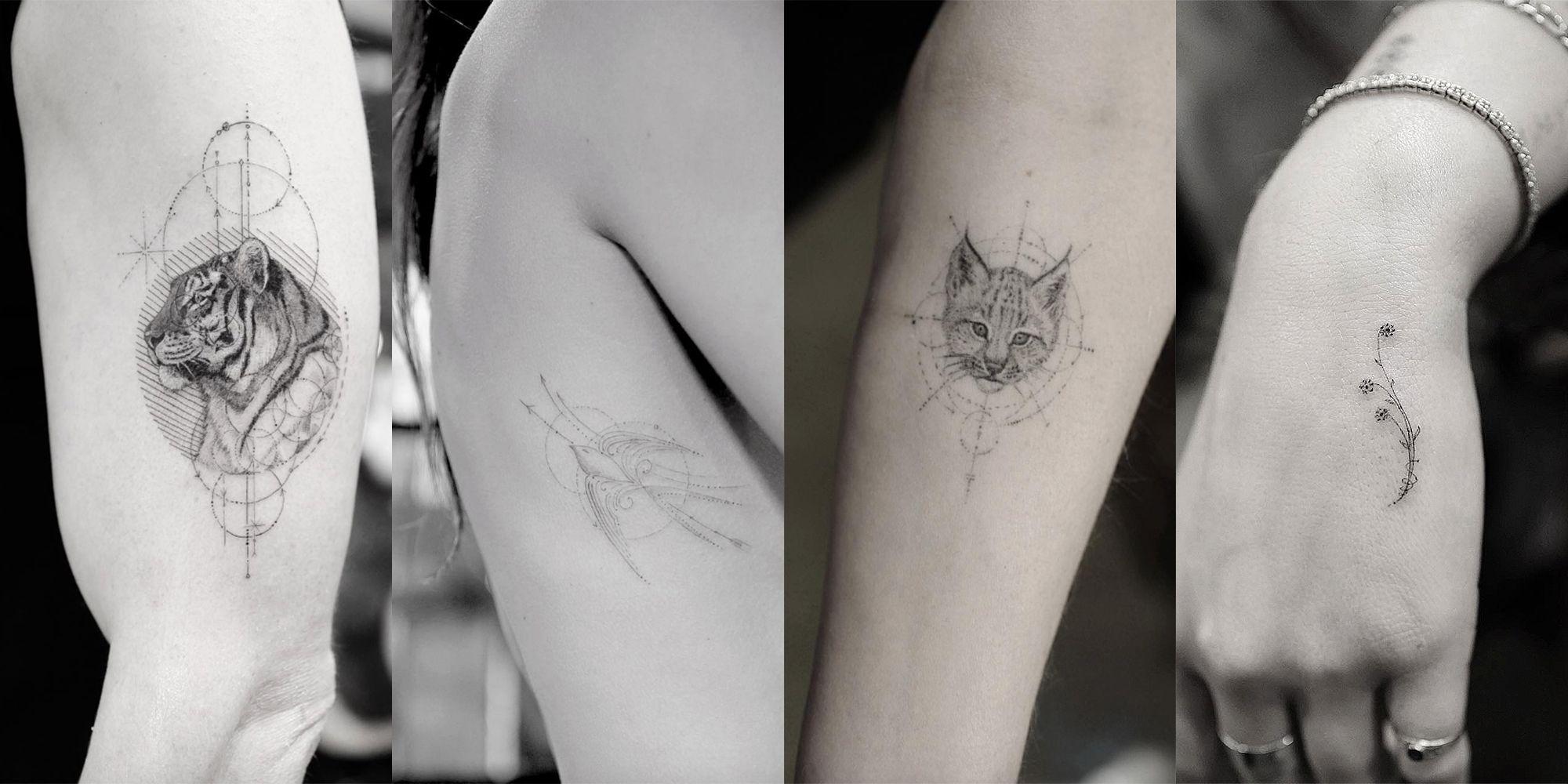 Famosas Con Tatuajes En El Costado