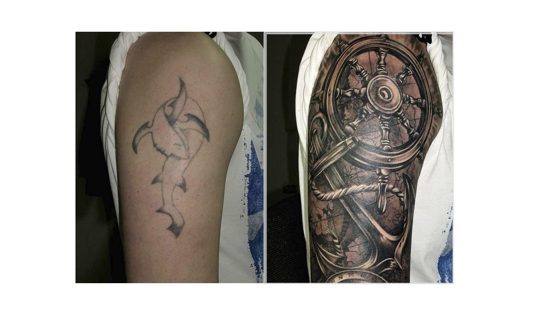 Cómo Arreglar Un Tatuaje 10 Covers Increíbles