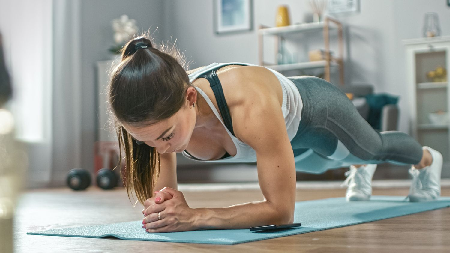 14 Best Home Workouts For Women According To Personal Trainers