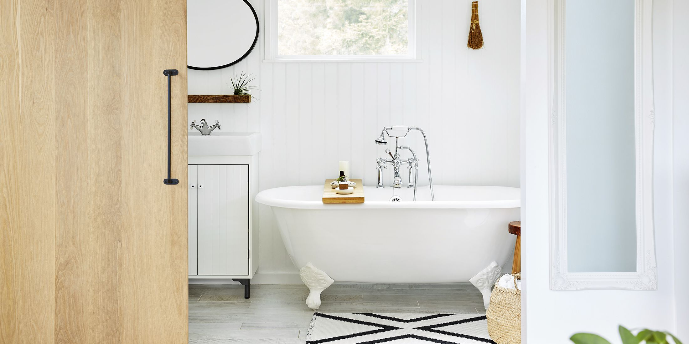 How To Clean Your Bathroom A Bathroom Cleaning Checklist
