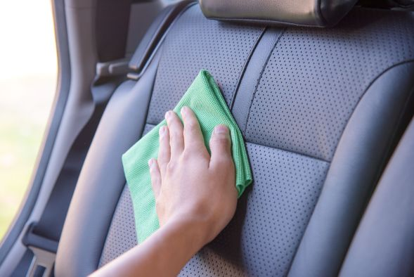 Image result for clean car seat
