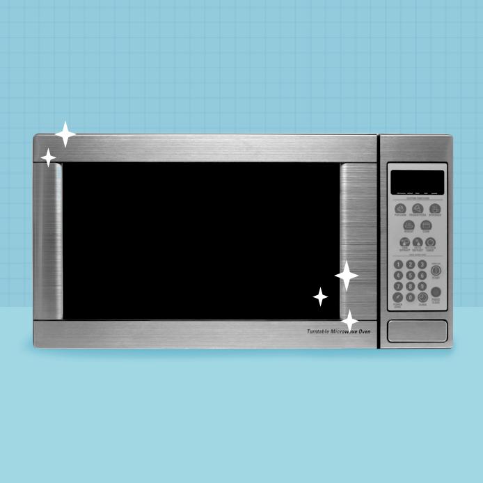 best way to clean microwave with vinegar