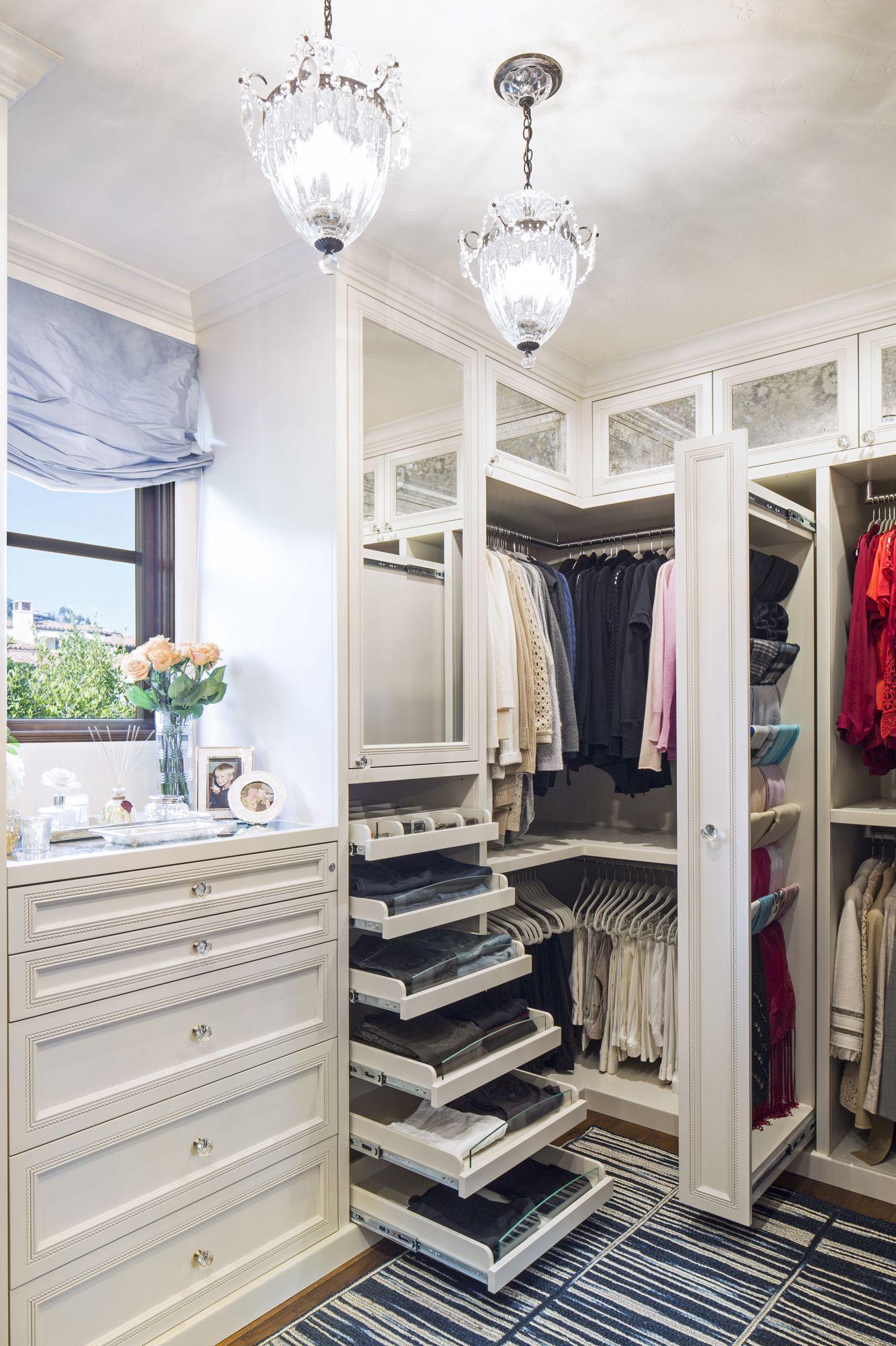 8 Simple Closet Ideas From Lisa Adams  Closet