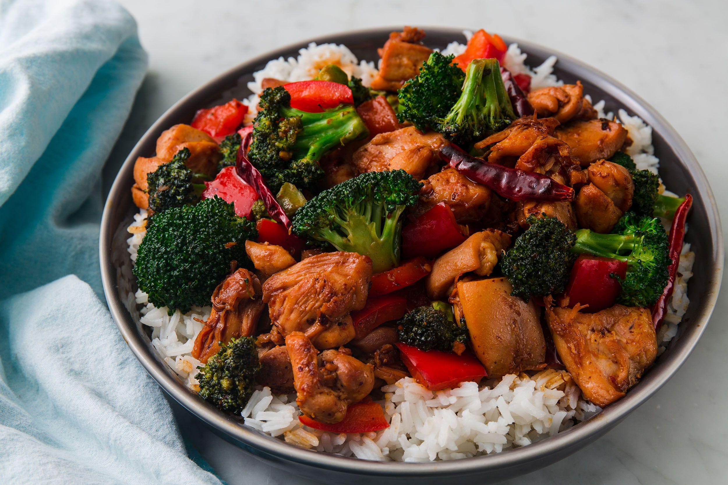 Best Hunan Chicken Recipe Hunan Chicken