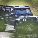 Mercedes Benz G Wagen Getting New 4x4 Or Brabus Variant