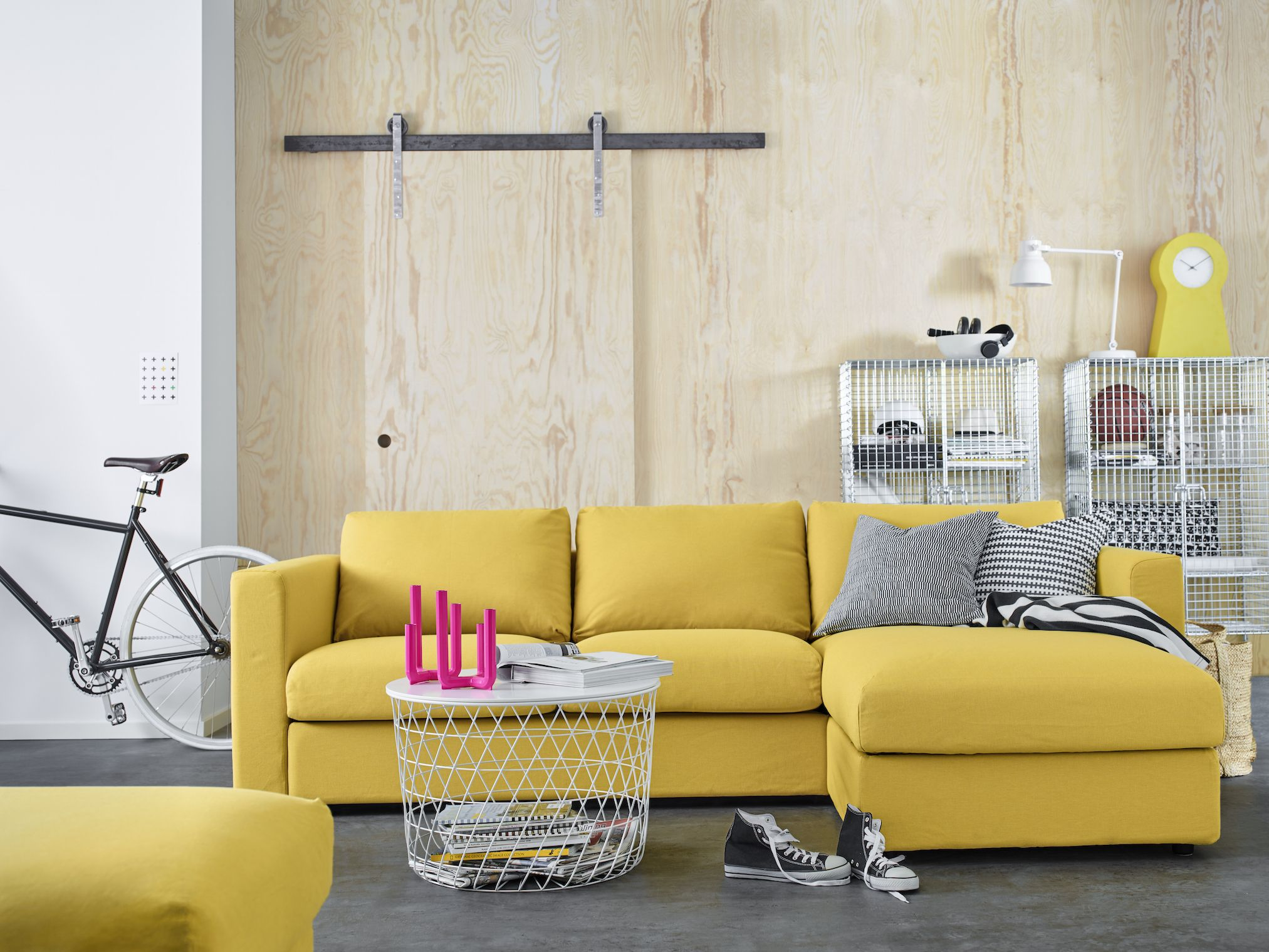 living room furniture sales diy rustic these are the best ikea sofas for your corner vimle sofa yellow