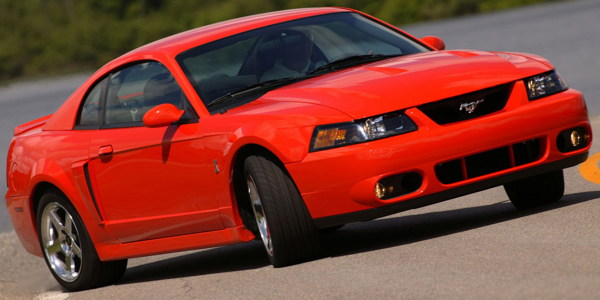 a 2004 ford mustang
