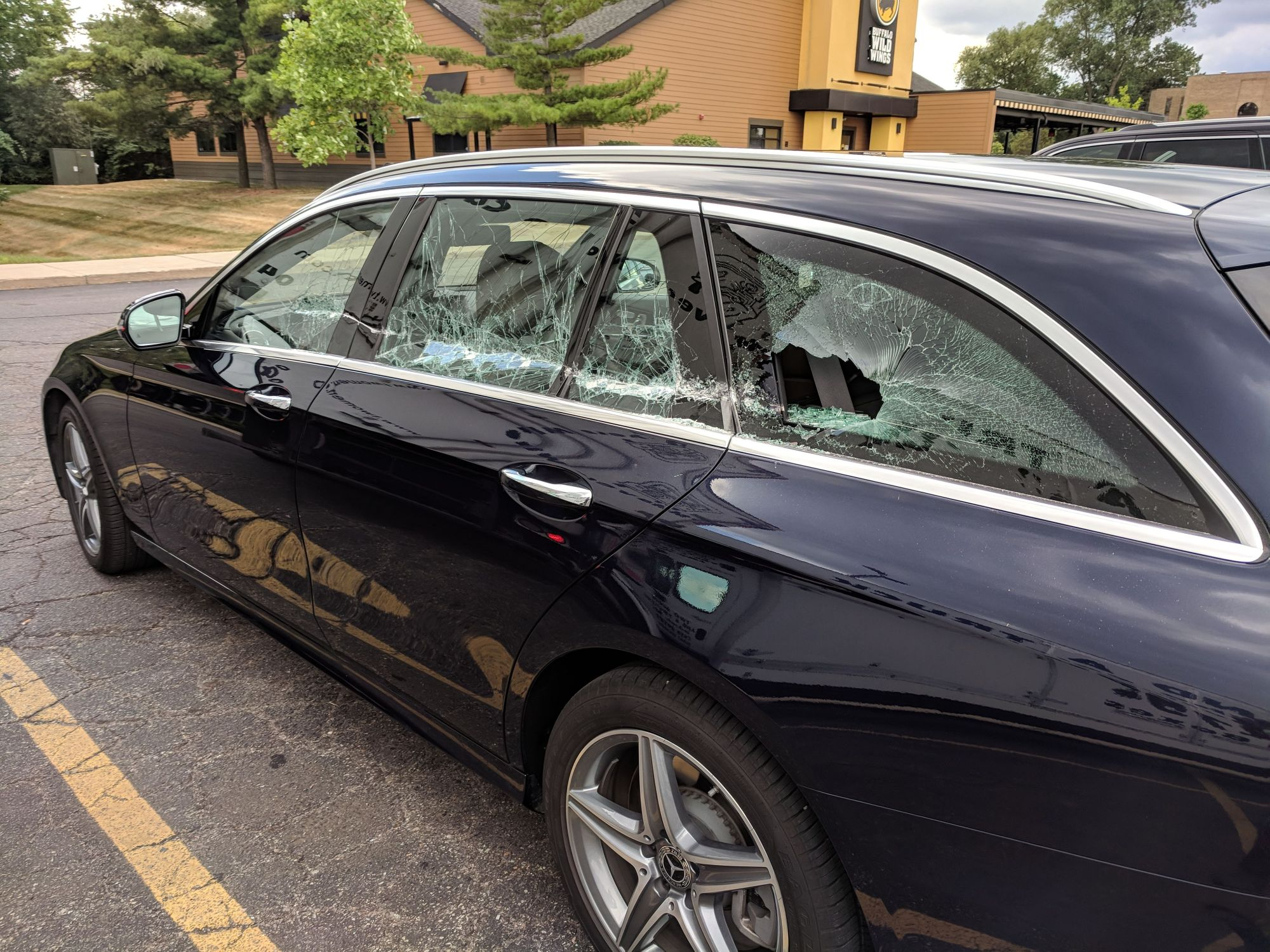 hight resolution of disaster strikes our long term 2018 mercedes benz e class wagon