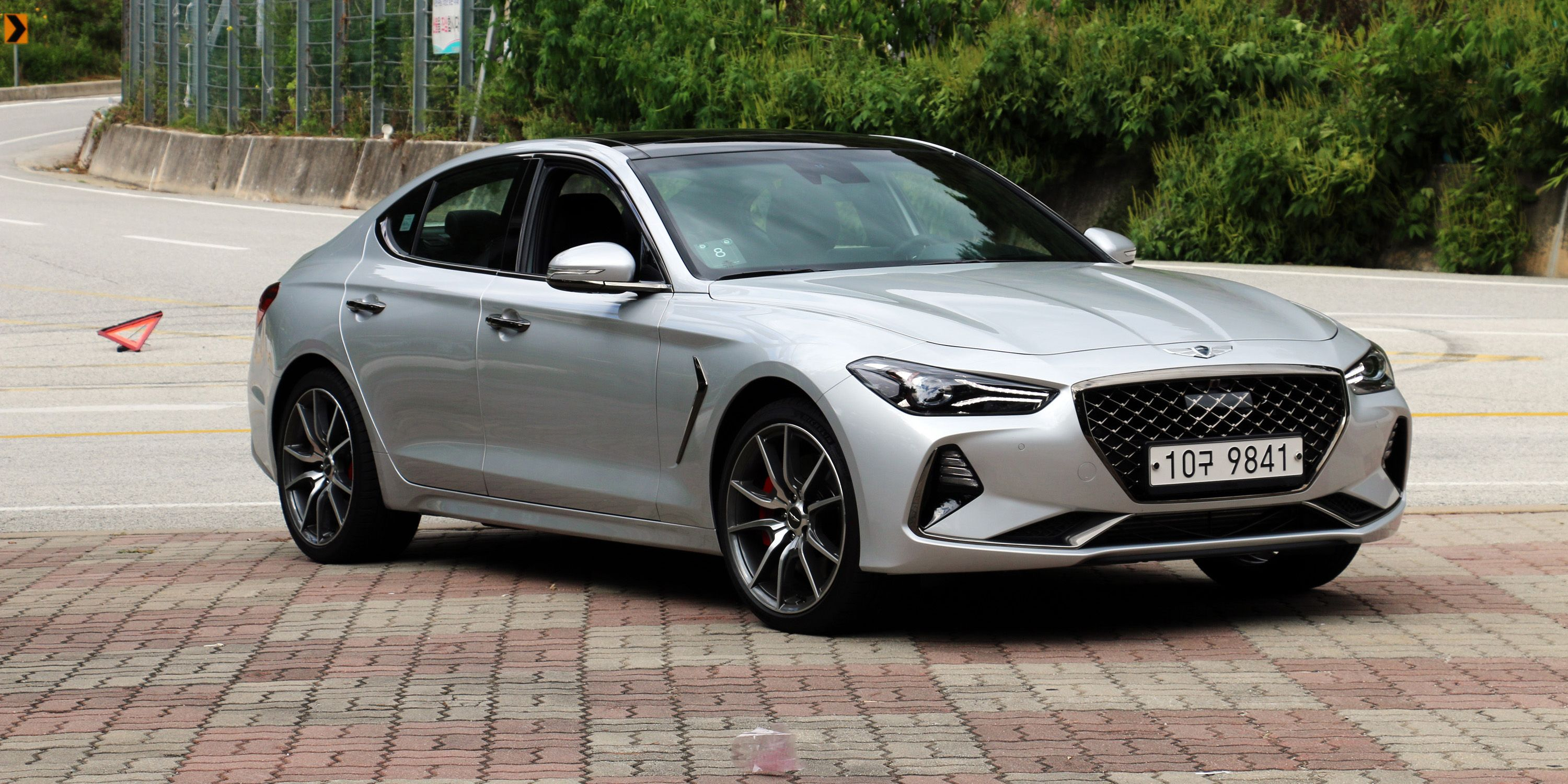 2018 Genesis G70 First Drive
