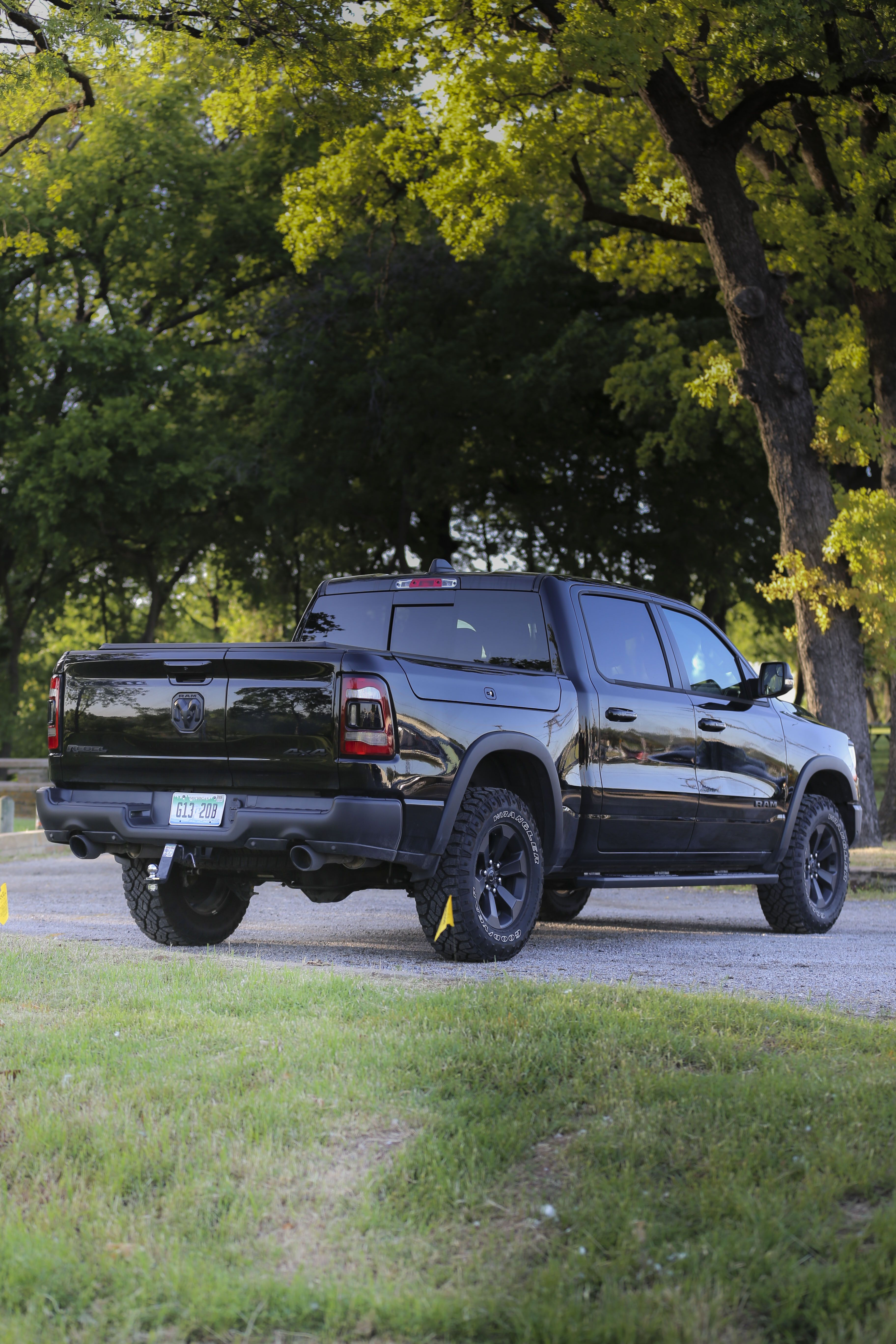 2020 Ram 1500 24 Inch Wheels : wheels, Rebel, EcoDiesel, Longterm, Enthusiast, Review, Photos