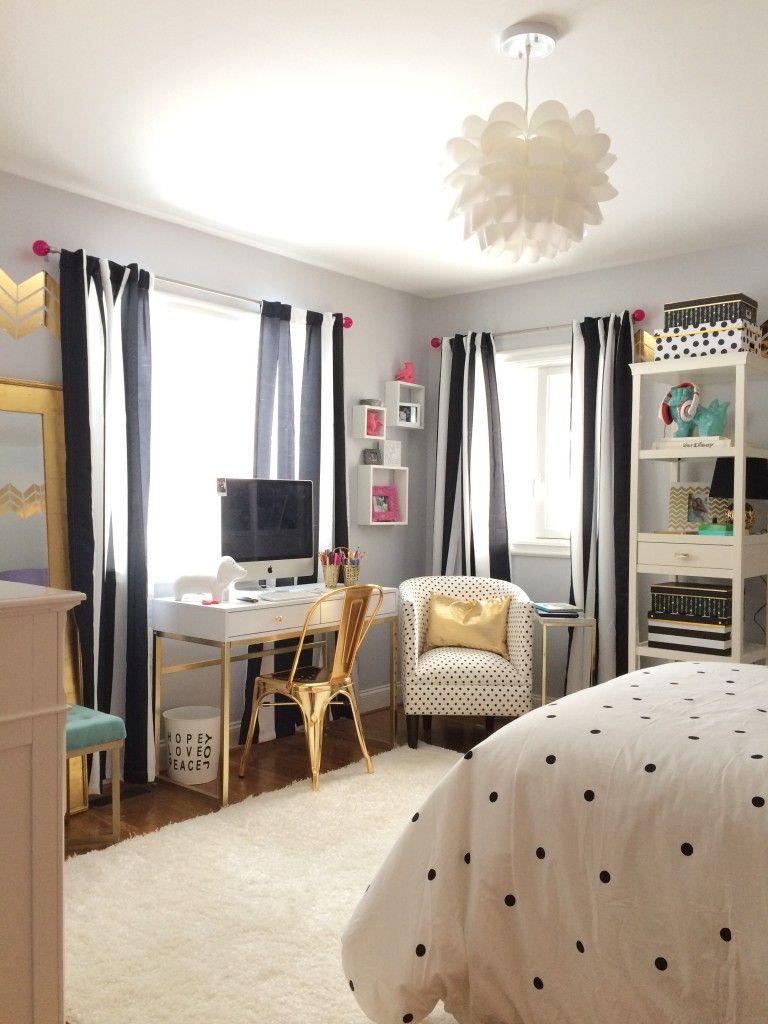 10 Best Teen Bedroom Ideas - Cool Teenage Room Decor for ...