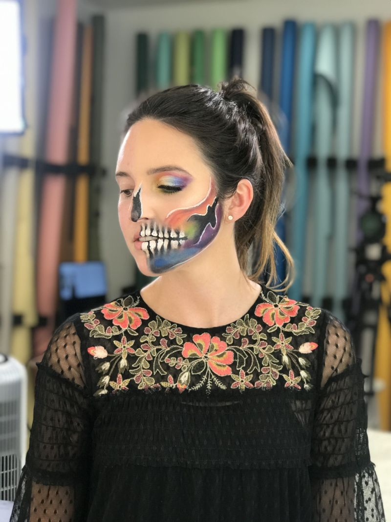 Y And Halloween Makeup Looks