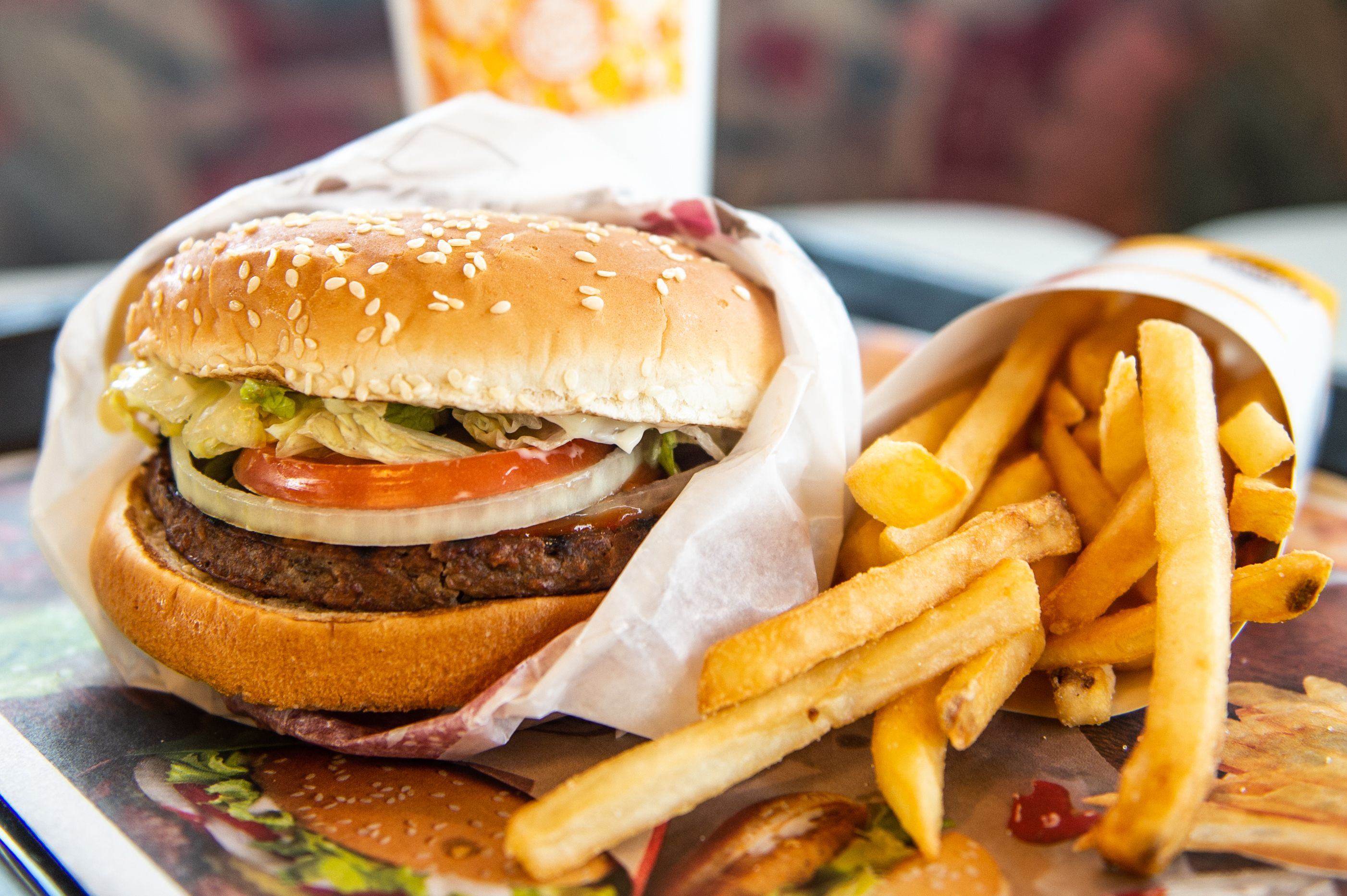 Is Burger King's Impossible Whopper Healthy? Nutrition & Calories