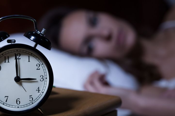 insomnia, increase anxiety
